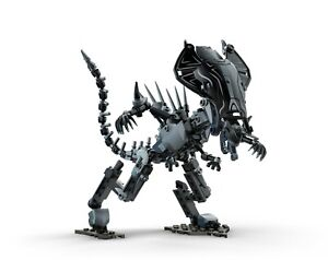 Mega Construx Black Series Aliens: ALIEN QUEEN 232 Pc 2020 MISB