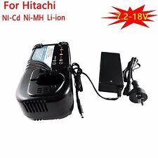 Replacement Charger For Hitachi UC18YRL EBM1830 7.2V-18V  Ni-mh Ni-Cd Li-ion