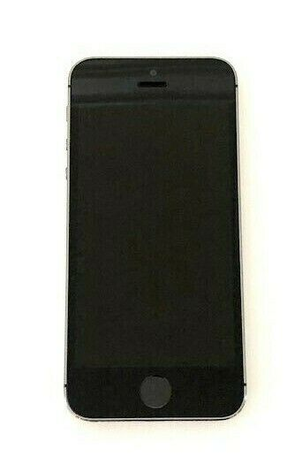 Apple iPhone 5s - 16GB - Space Gray (Unlocked, I Think) Model A1533