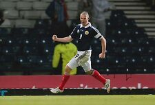 SCOTLAND HAND SIGNED KENNY MILLER 12X8 PHOTO PROOF 3.