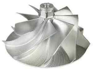 01 045 66l Lb7 Duramax Performance Turbo Billet Wheel 2137 Ebay