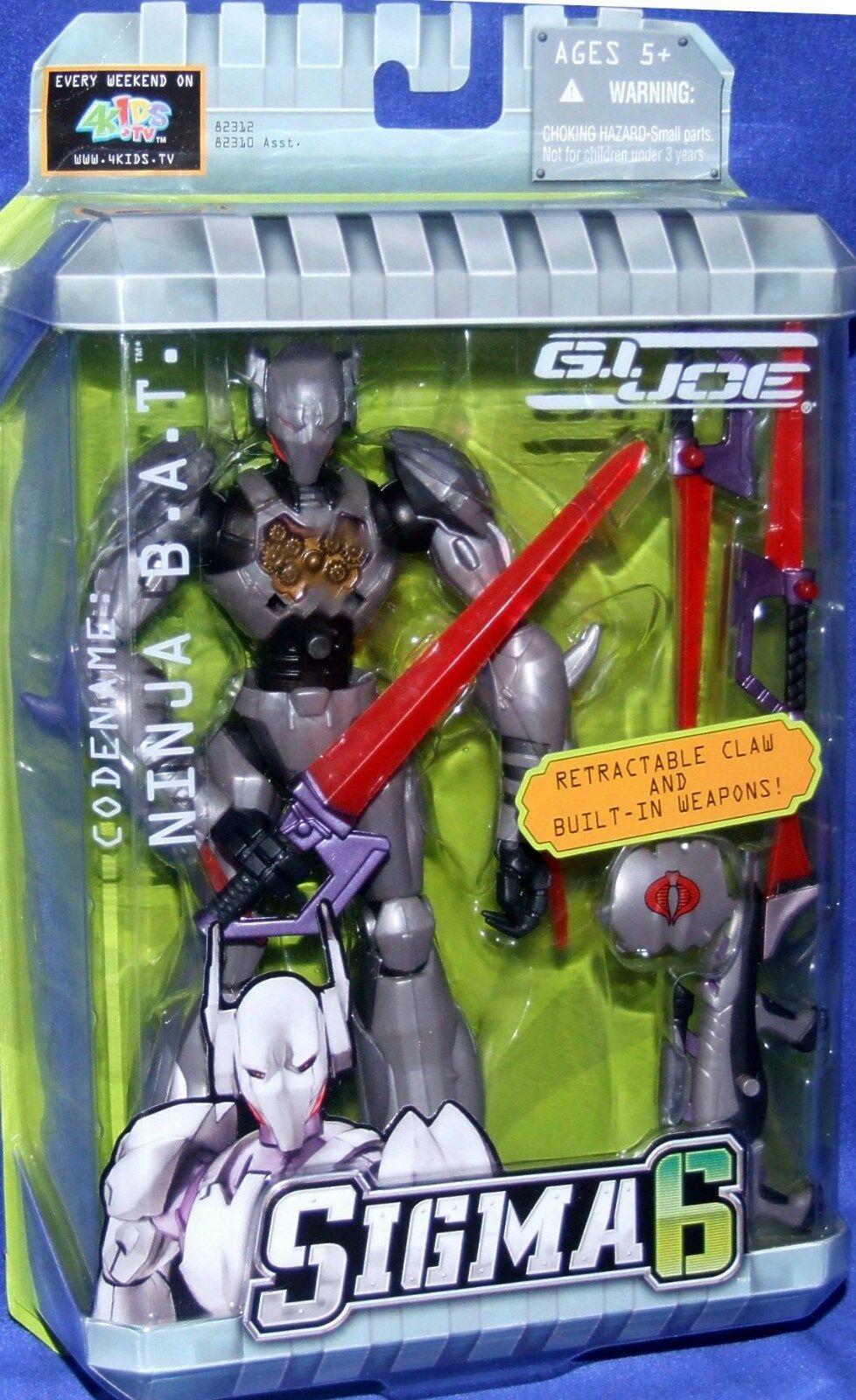 G.I. Joe Sigma 6 Cobra 8