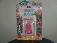 Teddy Ruxpin : Pink : Mini Figure : Miniature Figure Vintage Toy