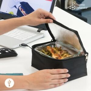 Portable Usb Cooler Warmer Bag Lunchbox Electric Cooling Heating