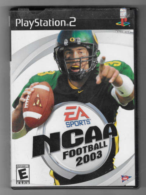 NCAA Football 2003 Sony PlayStation 2 Game - Complete ...