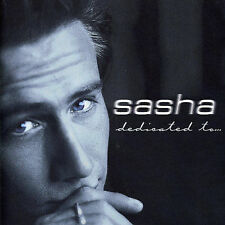 Dedicated to Alexander, Sasha MUSIC CD