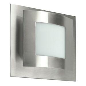 Applique Murale Halogene G9 Interieur Exterieur Acier Ip44 Ebay