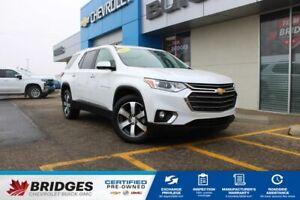 2018 Chevrolet Traverse LT True North**Sunroof | Heated Seats | Rearview Mirror Camera**