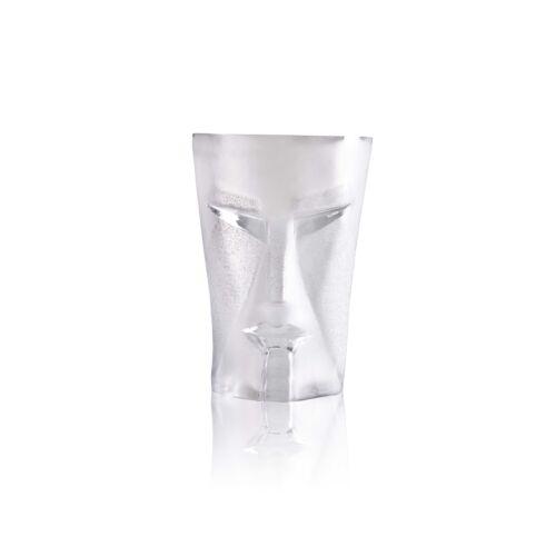 Clear Hi Ball Glass Mats Jonasson Målerås Kubik Tumbler 12.5cm