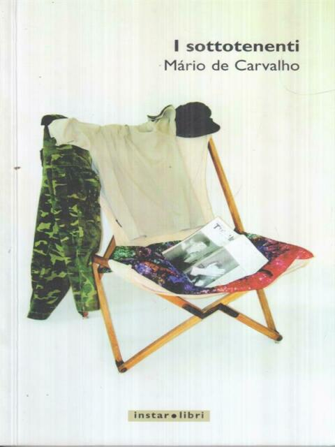 I SOTTOTENENTI  DE CARVALHO MARIO INSTAR LIBRI 2006 LE FRECCE