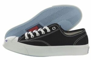 6b87819691f5 Converse Jack Purcell Signature Ox Men s Size 13 Shoes Black Low Top ...