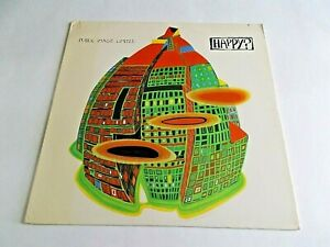 Public-Image-Limited-Happy-LP-1987-Virgin-Vinyl-Record