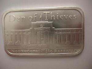 1-OZ-PURE-999-BAR-NOT-FEDERAL-NO-RESERVE-DEN-OF-THIEVES-SILVER-IS-MONEY-GOLD