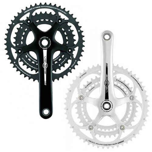 Campagnolo Veloce Alloy Power Torque Triple Chainset 10 Speed FC13 - RRP .99