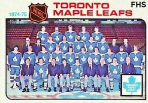 1975-76-Topps-91-Maple-Leafs-Team-Checklist-FREE-COMBINED-SHIPPING