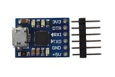 Cp2102 Micro Usb To Uart Ttl Module Serial Converter Programmer For Arduino Etc