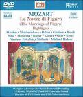 Mozart: Le Nozze di Figaro (Highlights) [DVD Audio] DVD-Audio (DVD, Jun-2004, Naxos (Distributor))