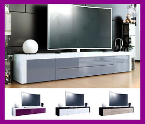 Design Hoogglans Tv Meubel.Tv Kast Tv Meubel Hoogglans Gloss Televisie Meubel Design Tafel