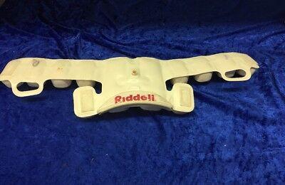 Rear Interior Bladder Padding For Riddell Revolution Football Helmet Size Medium