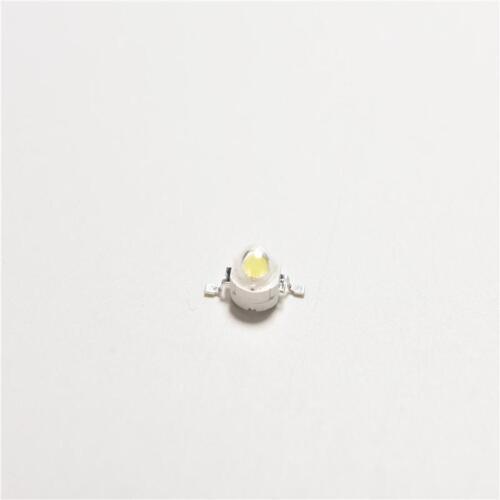 Heißer Verkauf 10 STÜCKE 1 Watt Reines Weiß SMD LED Perlen  sp X0DE