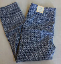 Charter Club Cambridge Slim-Leg Pants Modern Blue Combo 16