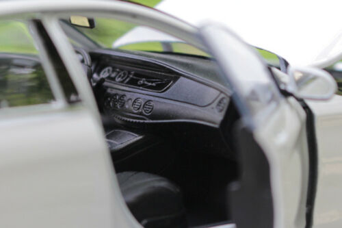WELLY 1:24 Mercedes Benz S-CLASS S500 Static Alloy Car Model Boys Toys