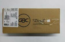 Gbc Heatseal Ezload Laminating Roll Film 17 Mil 1 Core 2 Rolls New In Box