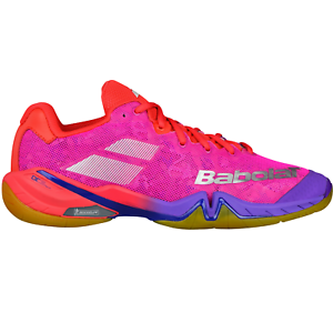 VertrauenswüRdig Babolat Shadow Tour 2019 36-42.5 Neu 110€ Badmintonschuhe Spirit Team Propulse