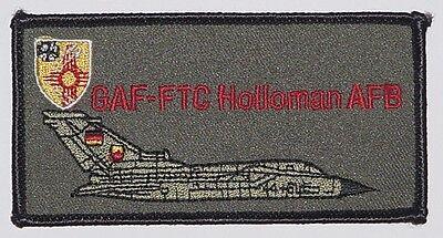 Aufnäher Patch Luftwaffe GAF-FAC Holloman AFB TORNADO ........A3367