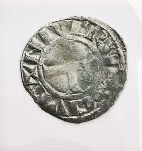 Coin Feudal France To Identify IN Argent. AD2619