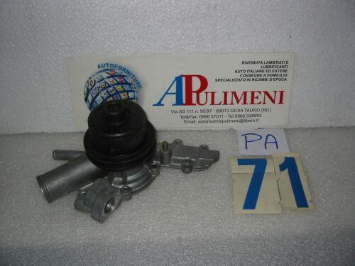 ALFA-ROMEO GIULIA-SPYDER 1.3-1.6-1750 PA051 POMPA ACQUA WATER PUMP