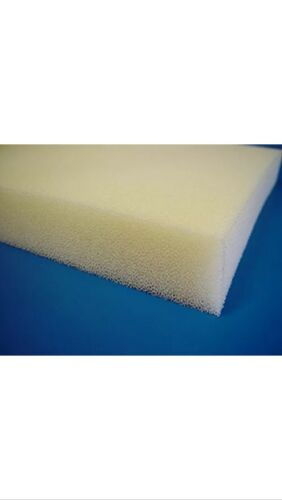"Professional 3/""x 43/""x 75/"" Dry Fast Reticulated Foam Sheet."