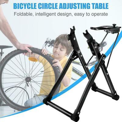 MTB Road Bike Bicycle Wheel Truing Stand Maintenance Home Mechanic Truing
