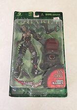 Quake II Action Figure Alien Strogg Iron Maiden ReSaurus Toys