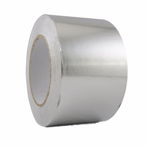 "Free Shipping 1 Roll Aluminum Foil Tape 3/"" x 150/' With Liner Malleable Foil"