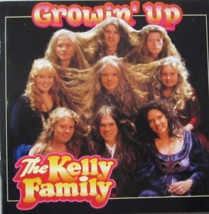 THE-KELLY-FAMILY-GROWIN-039-UP-CD