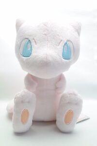 Pokemon I love Mew mascot plush doll stuffed animal Japan Banpresto