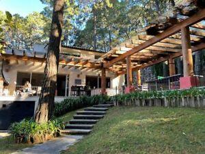 Venta Magnifica Casa en Privada de Valle De Bravo