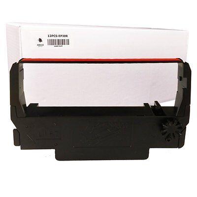 TM-U TM-U200D 216 NIB BLACK /& RED Ribbon Epson ERC 30 34 38 ERC30 POS TM-U200B