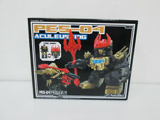 "Transformers Perfect Effect PES-04 PES 04 ACULEUSKING 3"" IN STOCK Headmaster"
