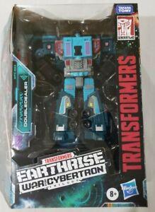 Transformers Earthrise War for Cybertron Trilogy DOUBLEDEALER Sealed