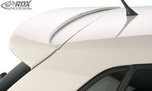 RDX-Dachspoiler-VW-Polo-6R-amp-6C-Heckspoiler-Dach-Heck-Fluegel-Dachkanten-Spoiler
