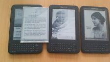 Sostituzione schermo servizio per Amazon Kindle Keyboard WI-FI + / 3G o stesso giorno