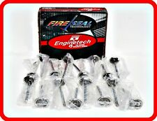 88-91 Honda Civic/CRX 1.5L SOHC 16v  D15B1/D15B2  (8)Intake & (8)Exhaust Valves