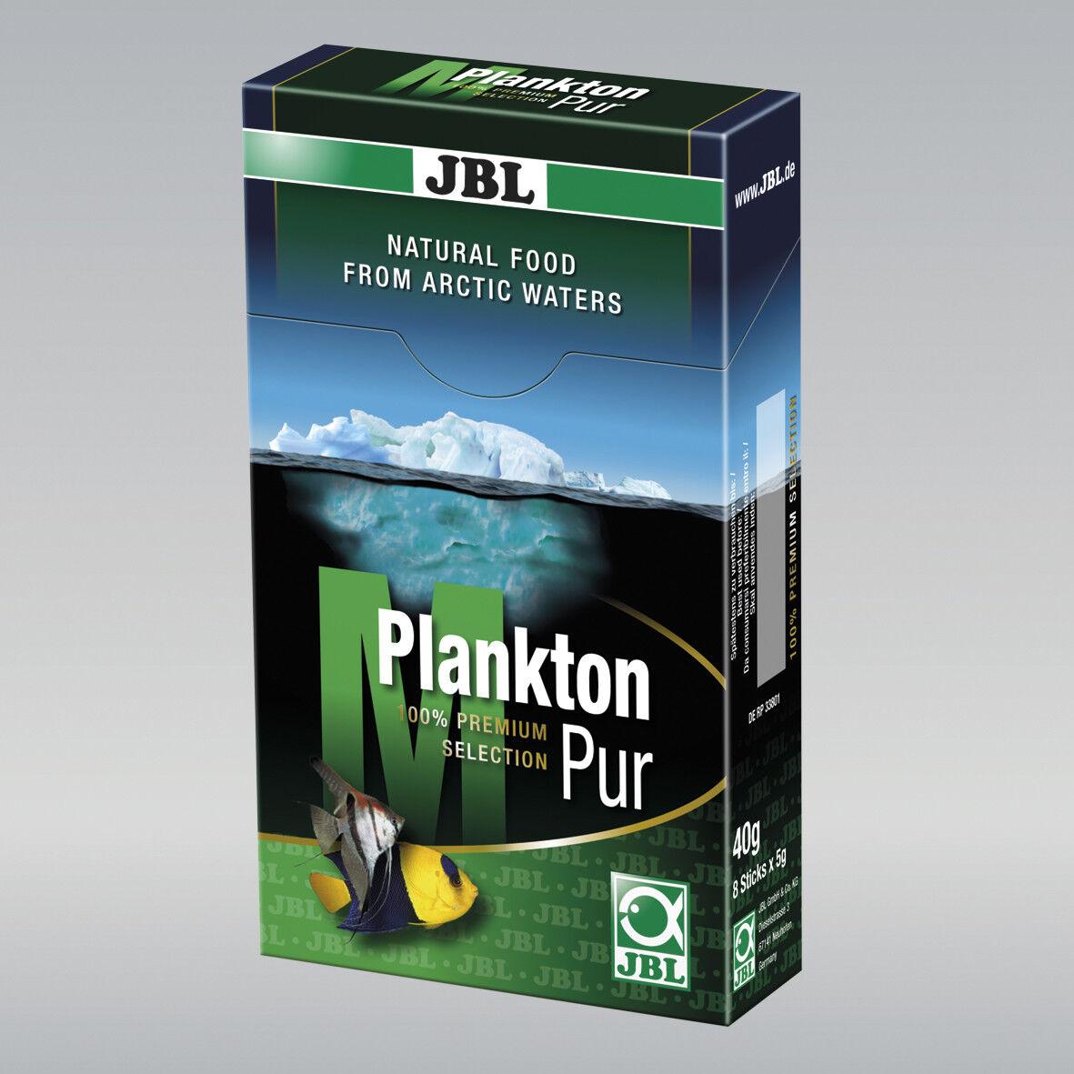 6 Confezioni JBL Plancton-Pur M5, 48 x 5 G Wristlet, per Grandi