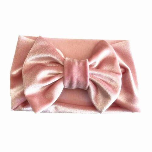 Cute Baby Girl Toddler Kid Bow Headband Hair Band Accessories Headwear Head Wrap