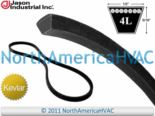 """MTD Huskee Heavy Dty Aramid V-Belt 754-0338 754-3025 954-0338 4461177 1//2/"""" x 77/"""""""