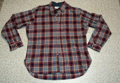 Pendleton Lobos Flannel Shirt Virgin Wool Vintage