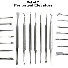 Dental Periosteal Elevators Bone Surgical Tissue Flaps Lifting Instruments