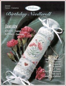January-Birthday-Needleroll-Victoria-Sampler-New-Chart